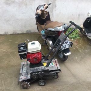 Máy băm nền chạy xăng- Honda GX200