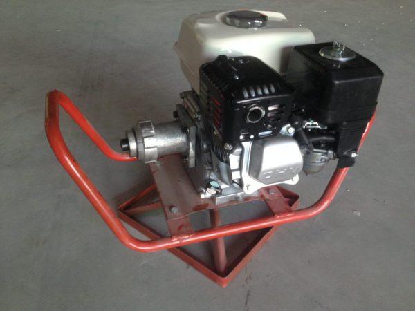 Máy đầm dùi xăng Honda GX160 Thái Lan