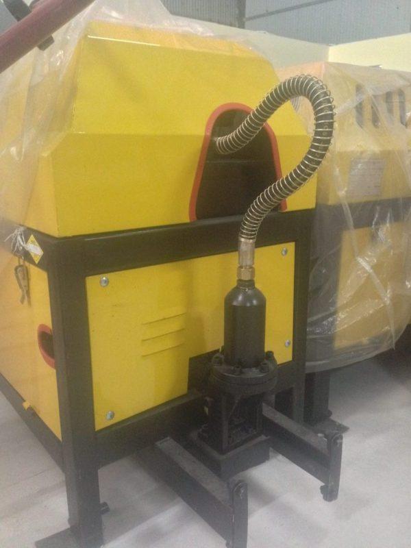 Máy cắt duỗi sắt thép tự động GT4-12