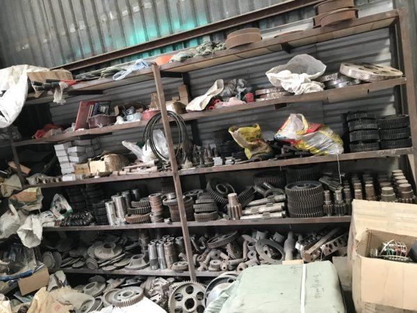 Phụ kiện máy cắt uốn sắt xây dựng
