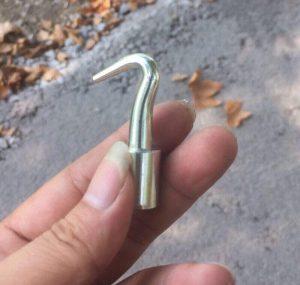 Móc buộc đai sắt