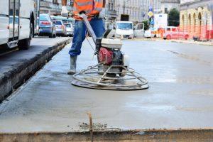Hướng dẫn sử dụng máy xoa nền bê tông
